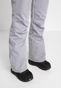 Roxy - NADIA  - Pantaloni da neve - heather grey - 3