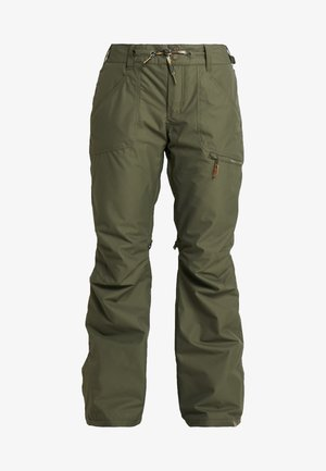NADIA  - Snow pants - ivy green