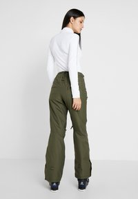 Roxy - NADIA  - Snow pants - ivy green
