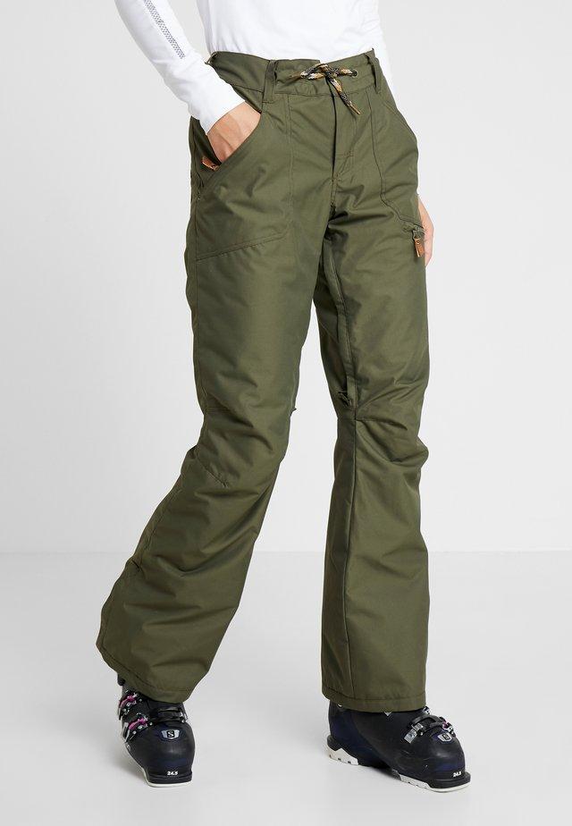 NADIA  - Snow pants - ivy green