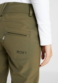 Roxy - CREEK  - Ski- & snowboardbukser - ivy green - 4