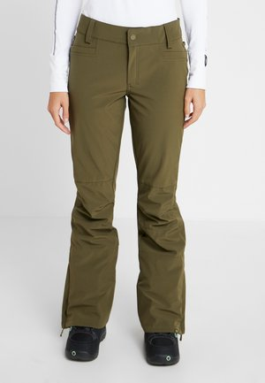 CREEK  - Pantaloni da neve - ivy green