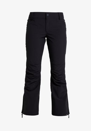 CREEK  - Pantalon de ski - true black