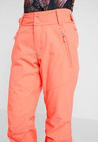 Roxy - Pantalon de ski - living coral - 3