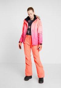 Roxy - Pantalon de ski - living coral - 1