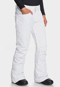 Roxy - BACKYARD  - Skibroek - white - 4