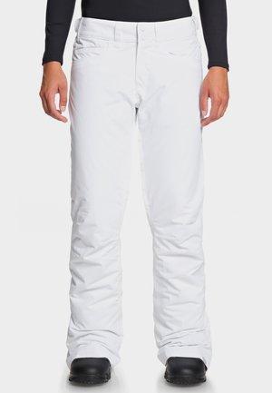 BACKYARD  - Skibroek - white