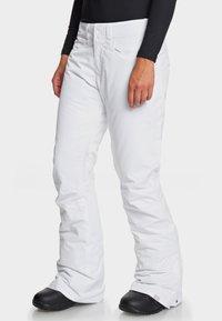 Roxy - BACKYARD  - Skibroek - white - 3