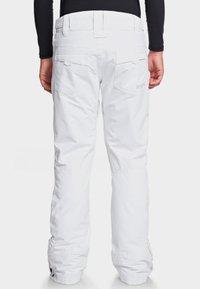 Roxy - BACKYARD  - Skibroek - white - 2
