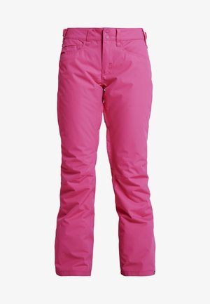 BACKYARD  - Pantaloni da neve - beetroot pink