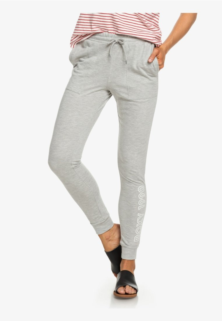 Roxy - CLOUD  - Tracksuit bottoms - grey