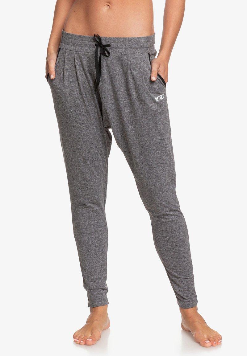 Roxy - Pantalon de survêtement - charcoal heather
