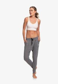 Roxy - Pantalon de survêtement - charcoal heather - 1