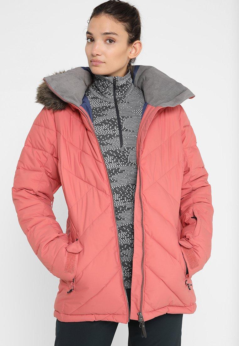Roxy - QUINN - Snowboard jacket - dusty cedar
