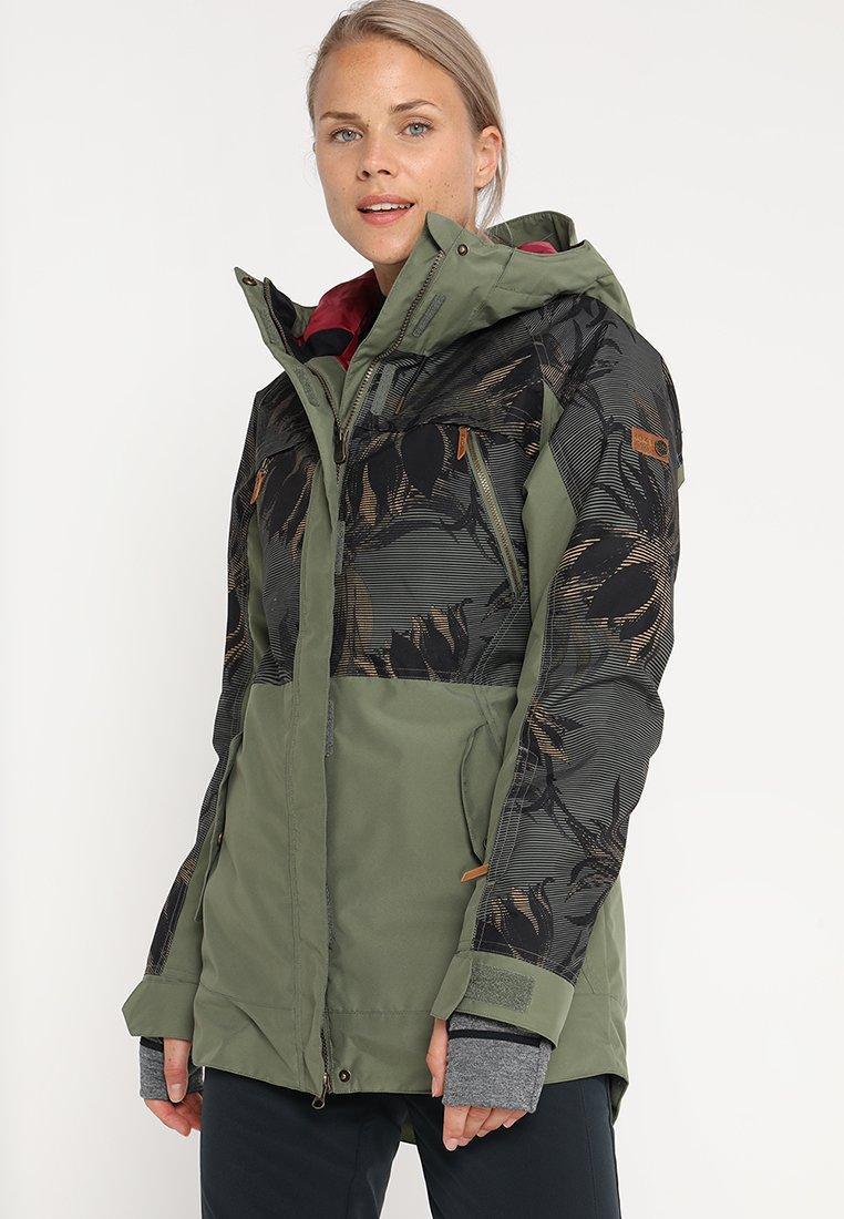 Roxy - TRIBE - Snowboardjas - four leaf clover