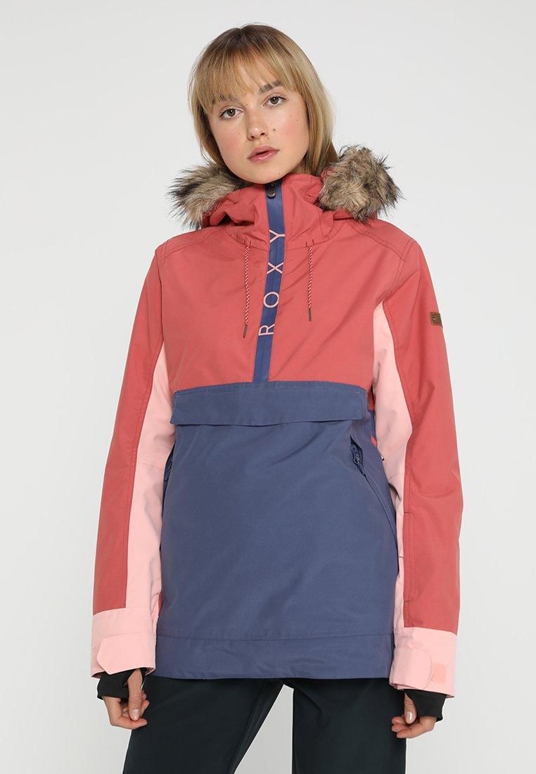 Roxy - SHELTER  - Snowboard jacket - dusty cedar