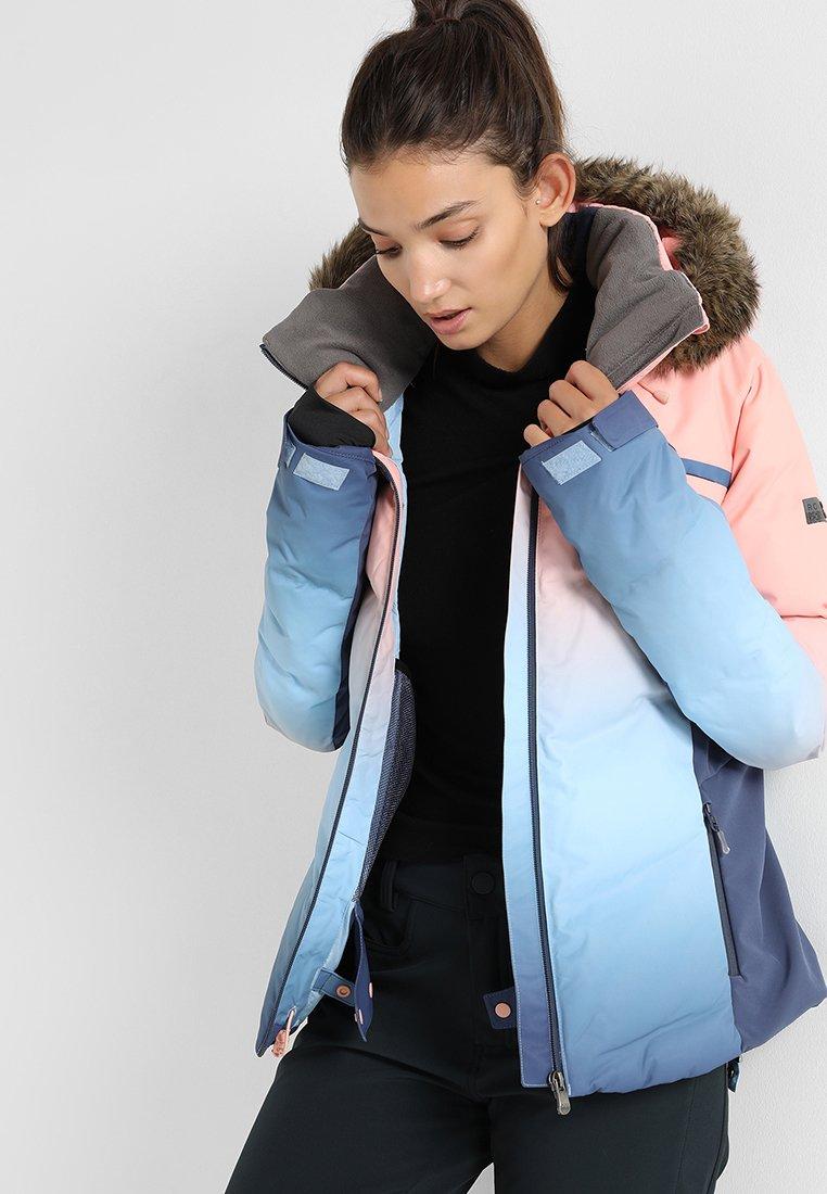 Roxy - SNOWSTORM - Snowboard jacket - powder blue gradient