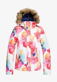 Roxy - JET SKI  - Snowboardjas - bright white - 6