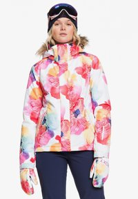 Roxy - JET SKI  - Snowboardjas - bright white - 0