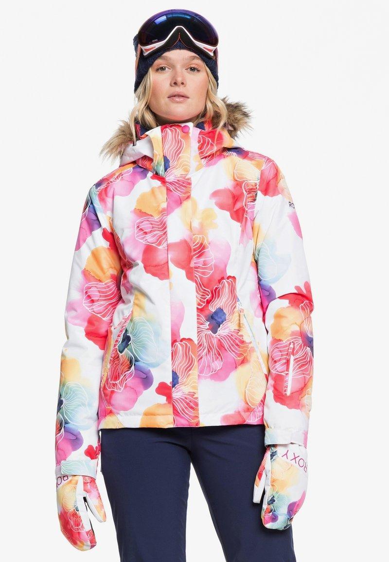 Roxy - JET SKI  - Snowboardjas - bright white