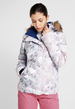 JET SKI  - Snowboardjacke - bright white mysterious view