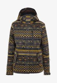 Roxy - JETTY JK - Snowboard jacket - true black - 5