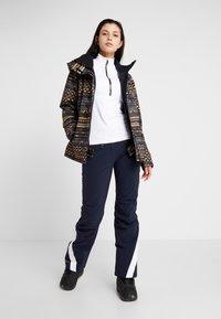Roxy - JETTY JK - Snowboard jacket - true black - 1