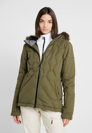 BREEZE  - Snowboard jacket - ivy green