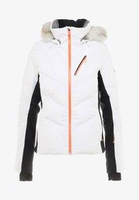 Roxy - SNOWSTORM - Snowboardjas - bright white - 7