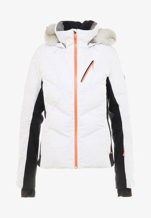 SNOWSTORM - Snowboardjas - bright white