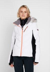 Roxy - SNOWSTORM - Giacca da snowboard - bright white - 0