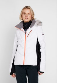 Roxy - SNOWSTORM - Snowboardjas - bright white - 0