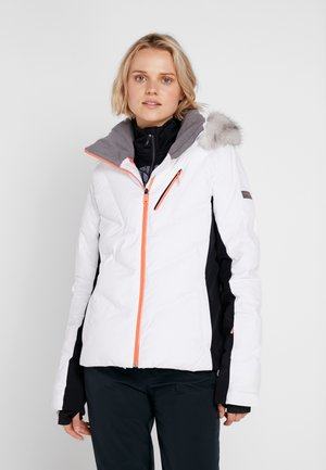 SNOWSTORM - Snowboard jacket - bright white