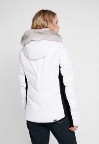 Roxy - SNOWSTORM - Giacca da snowboard - bright white - 2