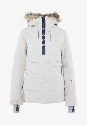 SHELTER  - Snowboard jacket - oyster gray