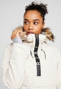 Roxy - SHELTER  - Veste de snowboard - oyster gray - 5
