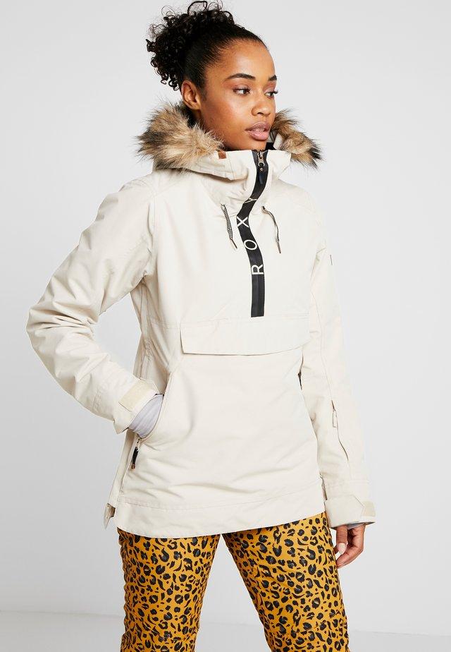 SHELTER  - Snowboardová bunda - oyster gray