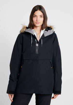 SHELTER  - Snowboardjas - true black