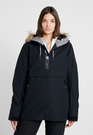 SHELTER  - Snowboardová bunda - true black