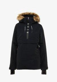 Roxy - SHELTER  - Snowboardjas - true black - 7