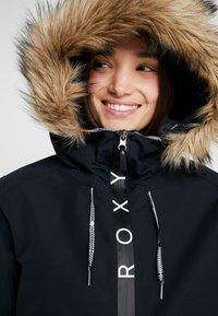 Roxy - SHELTER  - Snowboardjas - true black - 8