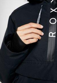 Roxy - SHELTER  - Snowboardjas - true black - 4