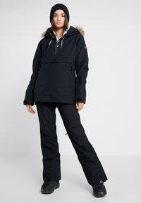 Roxy - SHELTER  - Snowboardjas - true black - 1