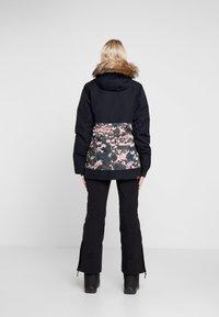 Roxy - SHELTER  - Snowboardová bunda - true black poppy - 2
