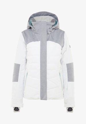 DAKOTA - Snowboardjacka - bright white