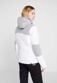 Roxy - DAKOTA - Veste de snowboard - bright white - 2
