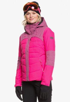 DAKOTA - Snowboard jacket - beetroot pink