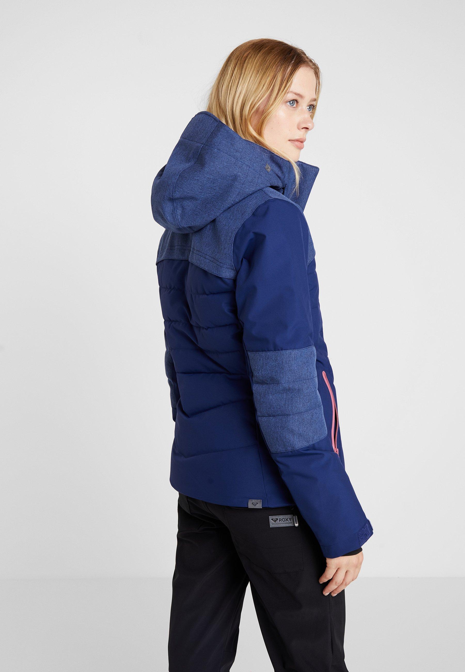 Roxy DAKOTA - Snowboardjacke medieval blue