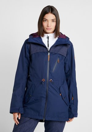 STATED  - Snowboard jacket - medieval blue
