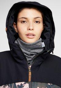 Roxy - STATED  - Snowboardjas - true black poppy - 3